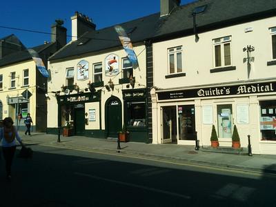 The main street Tullamore