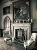 Sitting Room, I, Bangor Castle, Road to Belfast, Ireland