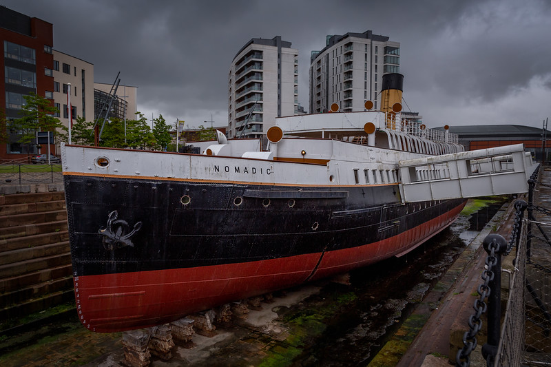 SS Nomadic 2, Belfast