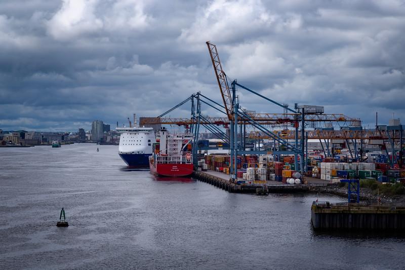 Shipyards, Belfast