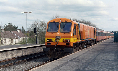 212 at Athlone on 5th April 2000