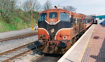 167 at Ballina on 4th April 2000
