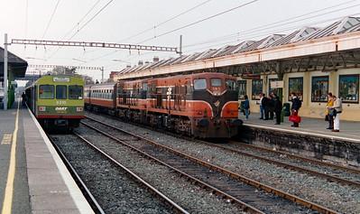 181 at Bray on 7th April 2000