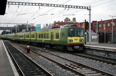 8634 at Bray on 16th December 2007