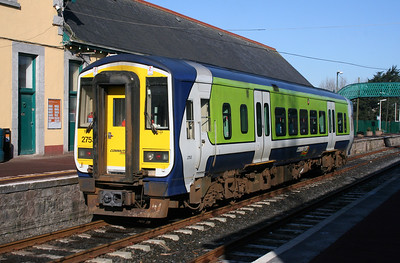 1) 2753 at Ennis on 4th March 2006