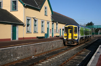 2) 2753 at Ennis on 4th March 2006