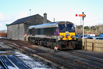 8208 at Westport on 2nd March 2006