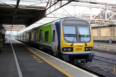1) 29110 at Sligo on 3rd March 2006