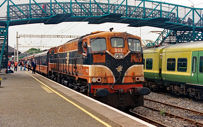 082 at Bray on 4th July 2003