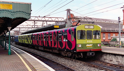 8125 at Dublin Connolly on 11th May 1999