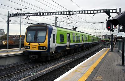 29106 at Dublin Connolly on 14th November 2006