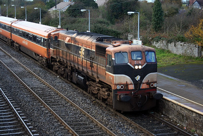 074 at Kildare on 13th November 2006