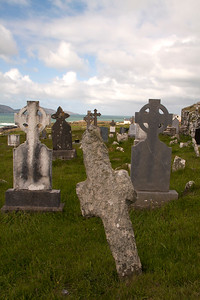 Ruins of Kilcatherine Church, County Cork, Ireland