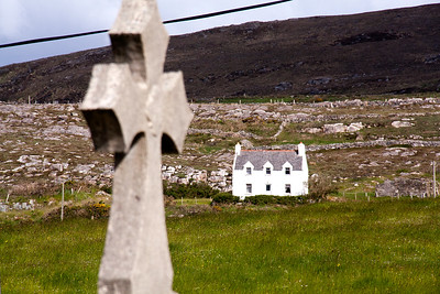Near Kilcatherine Church ruins, County Cork, Ireland