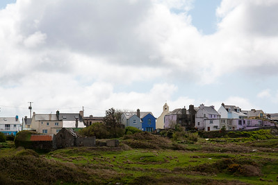 Eyeries village, County Cork, Ireland