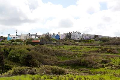 Eyeries village, County Cork, Ireland