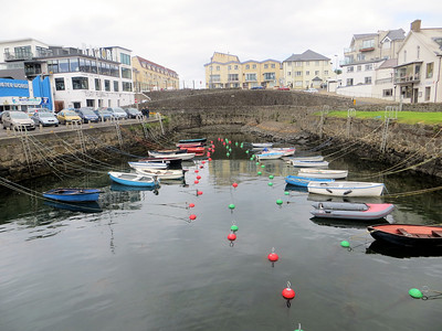 Portrush old Harbour