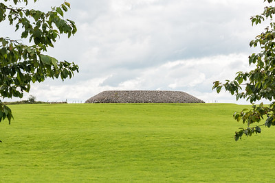 Cairn tomb at Carrowmore