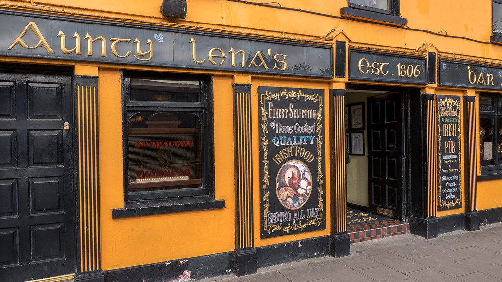 Things to do in Adare - Wander around Adare - Downtown Adare - What to see in Adare - Aunty Lena's