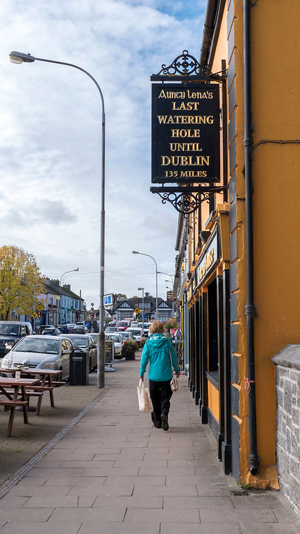 Things to do in Adare - Wander around Adare - Downtown Adare - What to see in Adare - Aunty Lena's - Last watering hole