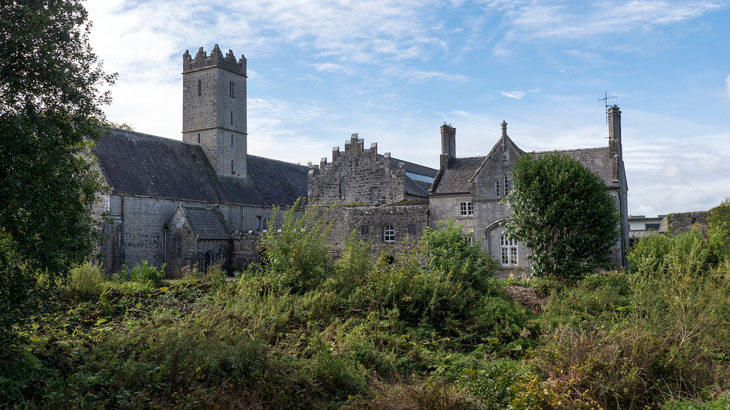 Augustinian Friary - Things to do in Adare - What to see in Adare