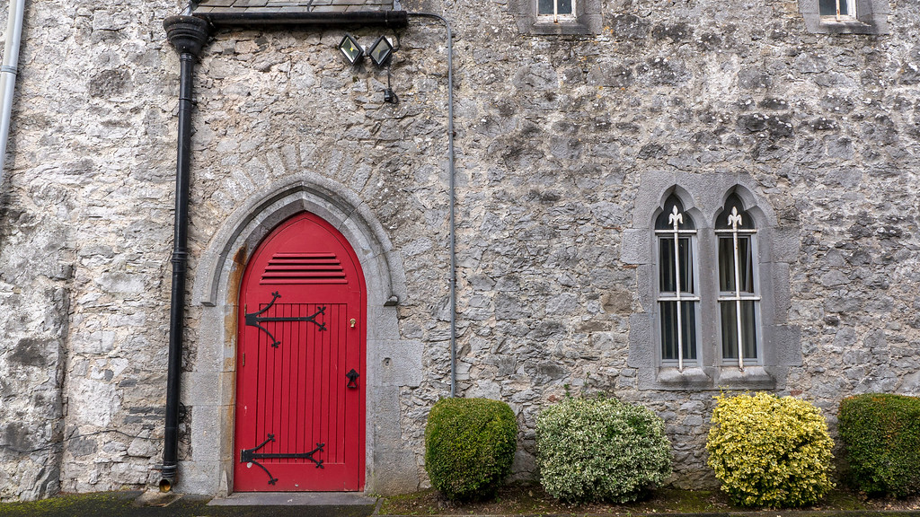 Trinitarian Abbey in Adare Ireland - Things to do in Adare - What to do in Adare
