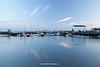 Carrickfergus harbour, Carrickfergus, Antrim, Northern Ireland.