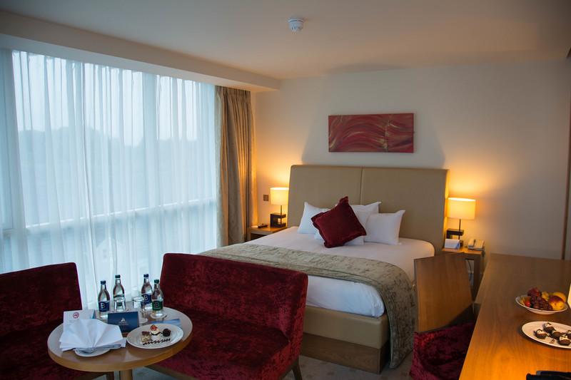 hodson bay hotel room