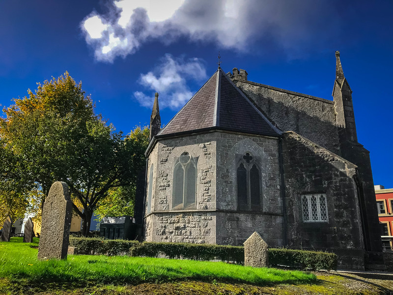 st marys church in athlone ireland