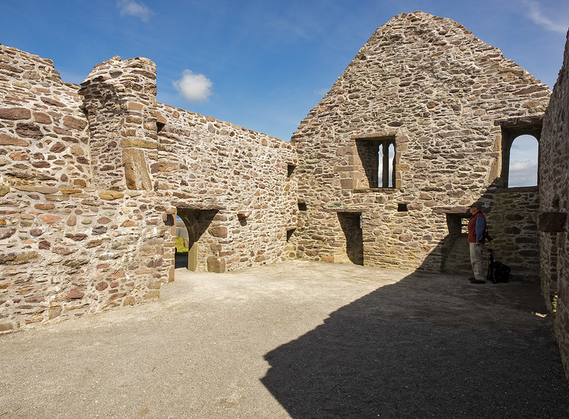 Portmagee Ballinskelligs Priory