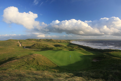 Ballybunion Golf Club, Ballybunion, Ireland - Hole 15