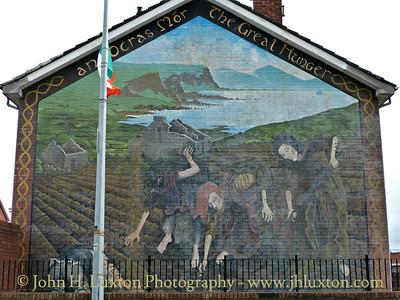 Belfast Mural Tour - April 06, 2012