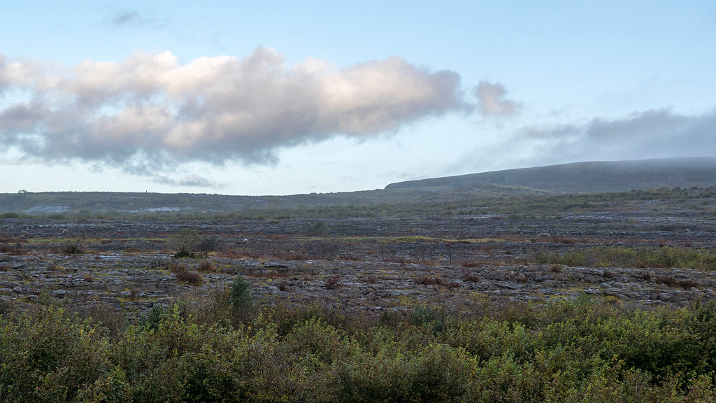 Burren National Park near Ennis Ireland