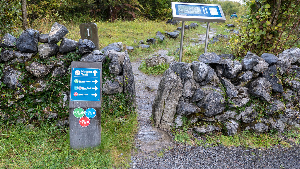 Burren National Park: Walking in the Burren for Desolate Irish Landscapes - Trailhead at the Burren