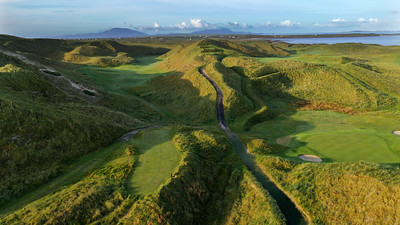 Carne Golf Links, Ireland