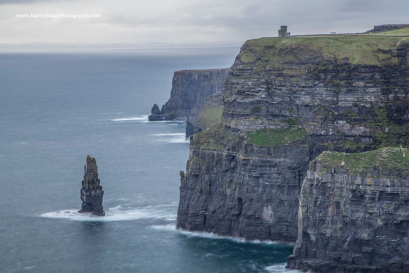 Cliffs of Moher, Clare, Ireland.