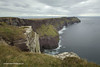 Hag's Head, Cliffs of Moher, Clare, Ireland.