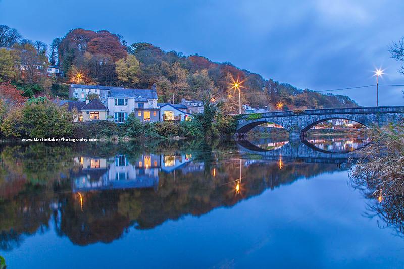 River Lee, Cork, Ireland.