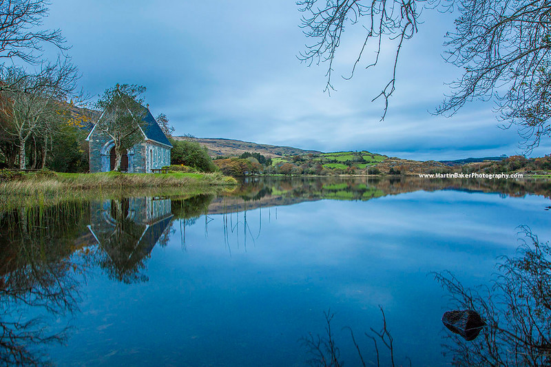 Gougane Barra, Cork, Ireland.