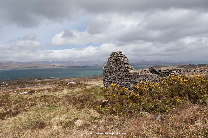 Derryvegal, Ardgroom, Beara Peninsula, Cork, Ireland.