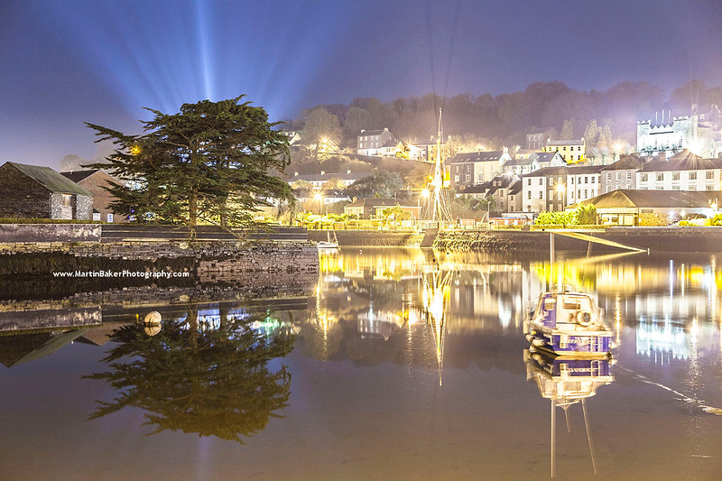 Kinsale Harbour, Kinsale, Cork, Ireland.