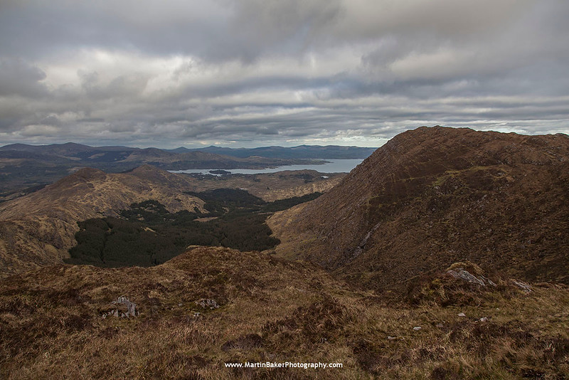 The Sugarloaf, Caha Mountains, Glengarriff, Beara Peninsula, Cork, Ireland.