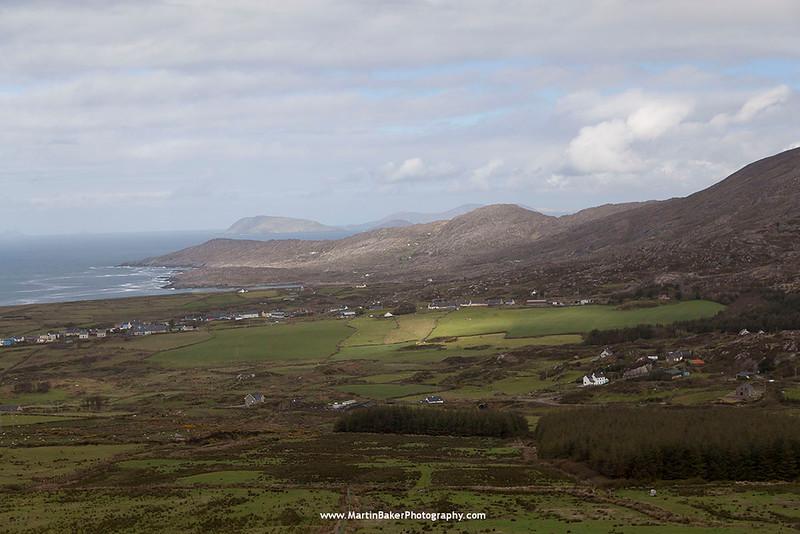Allihies, Beara Peninsula, Cork, Ireland.