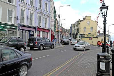 East Beach, Cóbh, County Cork, Eire - August 27, 2013