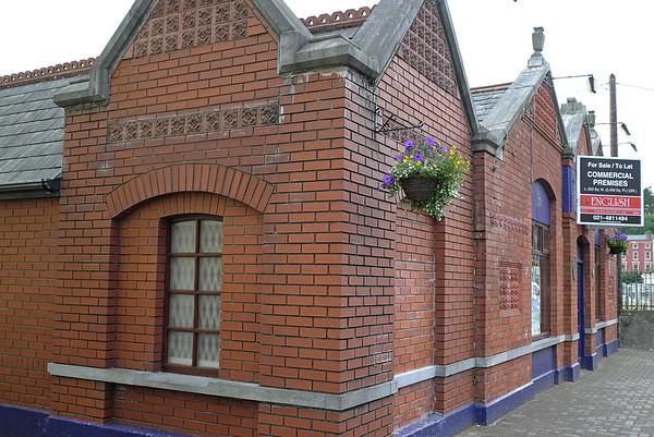 Cunard Line Office, Cóbh, County Cork, Eire - August 27, 2013