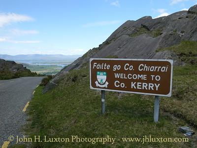 Healy Pass, Beara Peninsula, County Cork - 2006