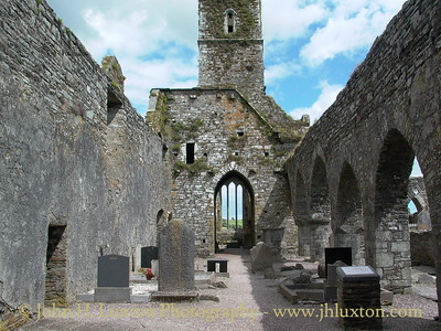 Timoleague Abbey, County Cork - 2003