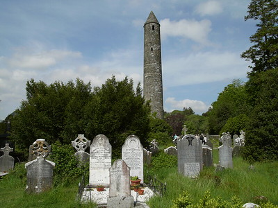 Glendalough, County Wicklow - May 25, 2008