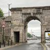 Derry  City  Gate, Derry, Co Londonderry, N. Ireland