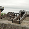 Derry City Wall Cannons, Co Londonderry, N Ireland